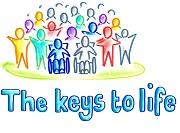 the keys to life logo