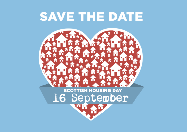 Save the date - Scottish Housing Day 2020 Wednesday 16th September