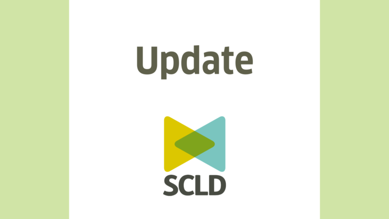 graphic text reads: 'Update'